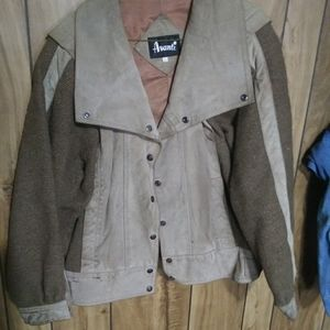 Button up jacket